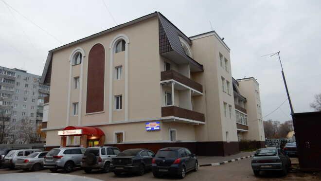 ЖК на ул. Володарского